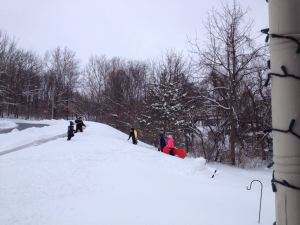 The Slope Is Open!